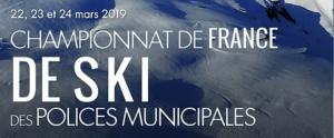 Championnat de Ski des Polices Municipales 2019