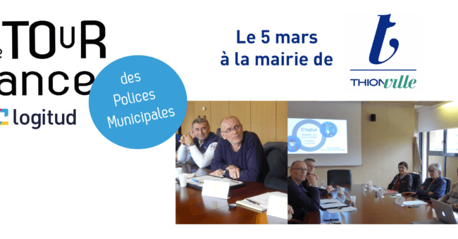 Tour de France des Polices Municipales Logitud