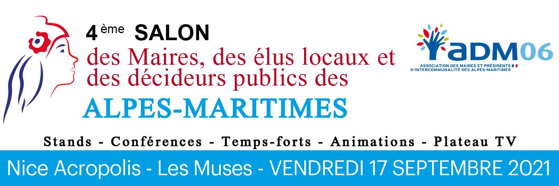 4 ème salon des Maires des Alpes Maritimes