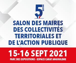 Salon des Maires d'Angoulême
